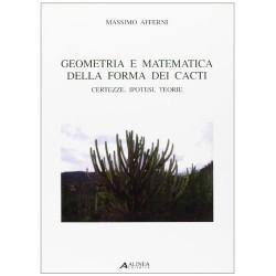 Geometria e matematica della forma dei cacti