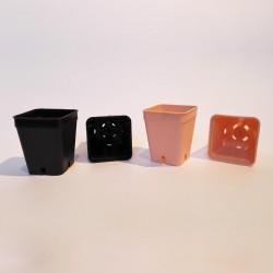 Square Pot Q0 5x5x6 cm